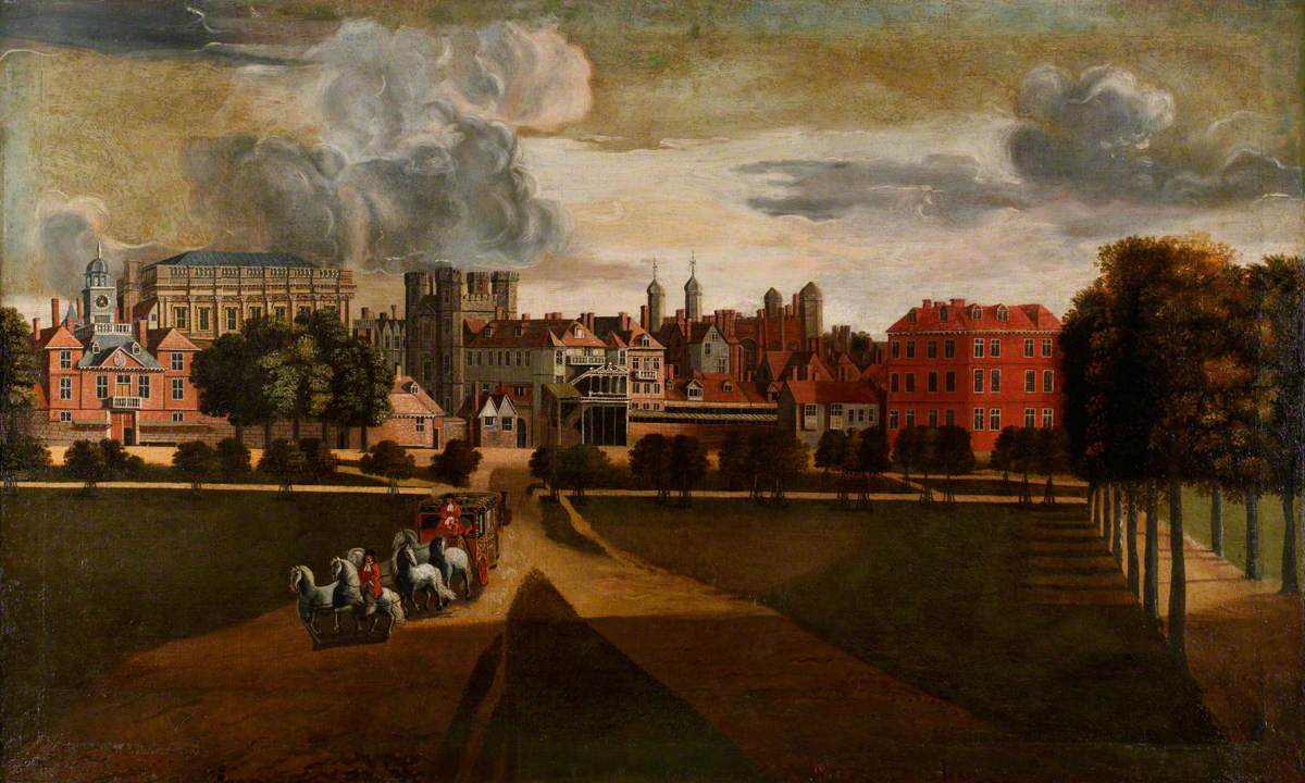 The Old Palace of Whitehall