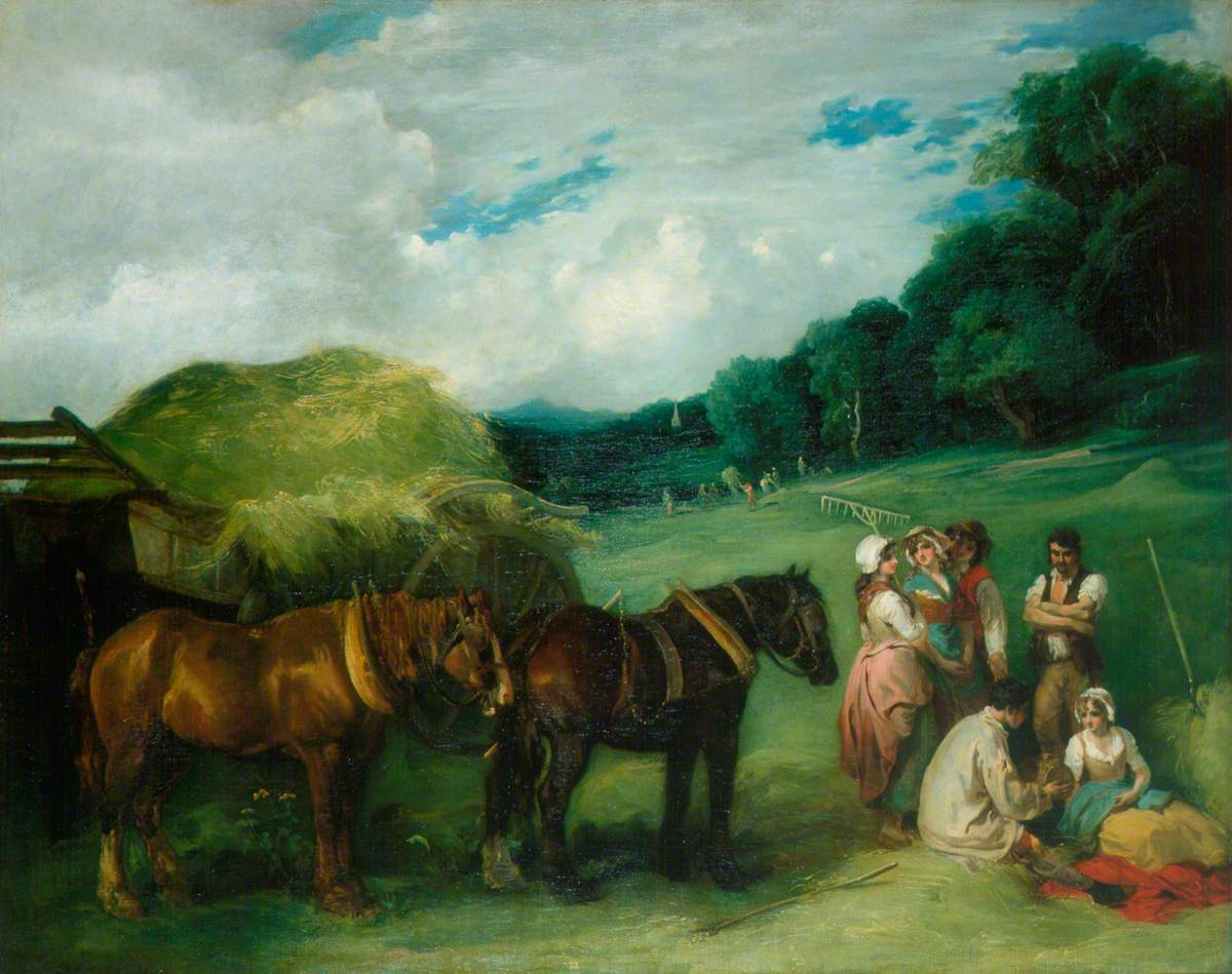 The Hay Cart