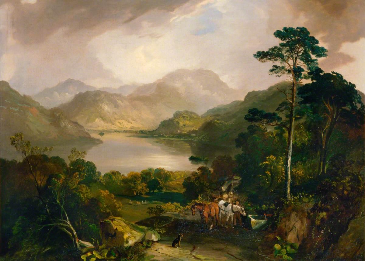 View of Ullswater