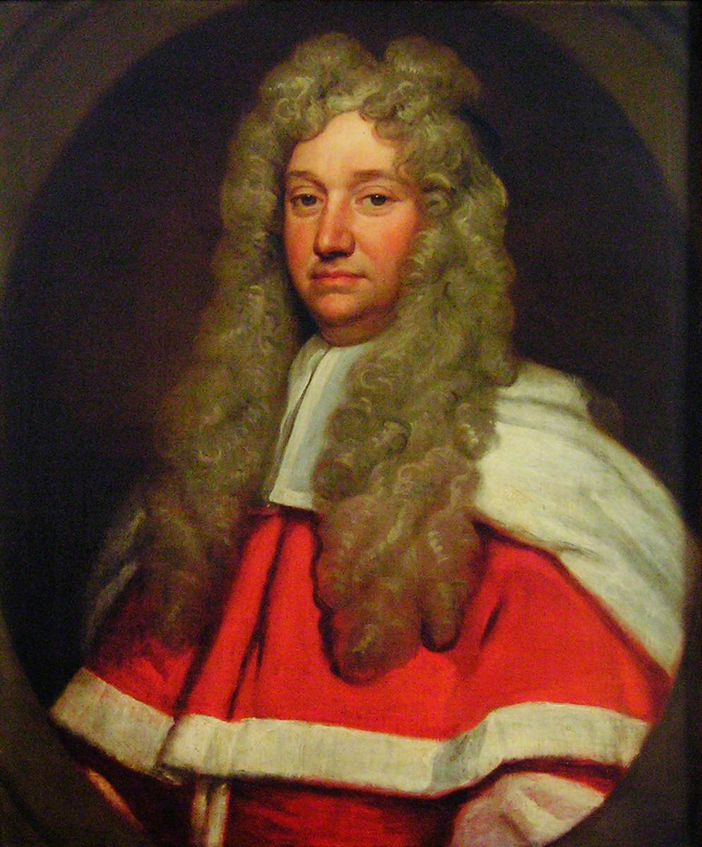 Sir Robert Price (1655–1732), Judge and MP for Weobley