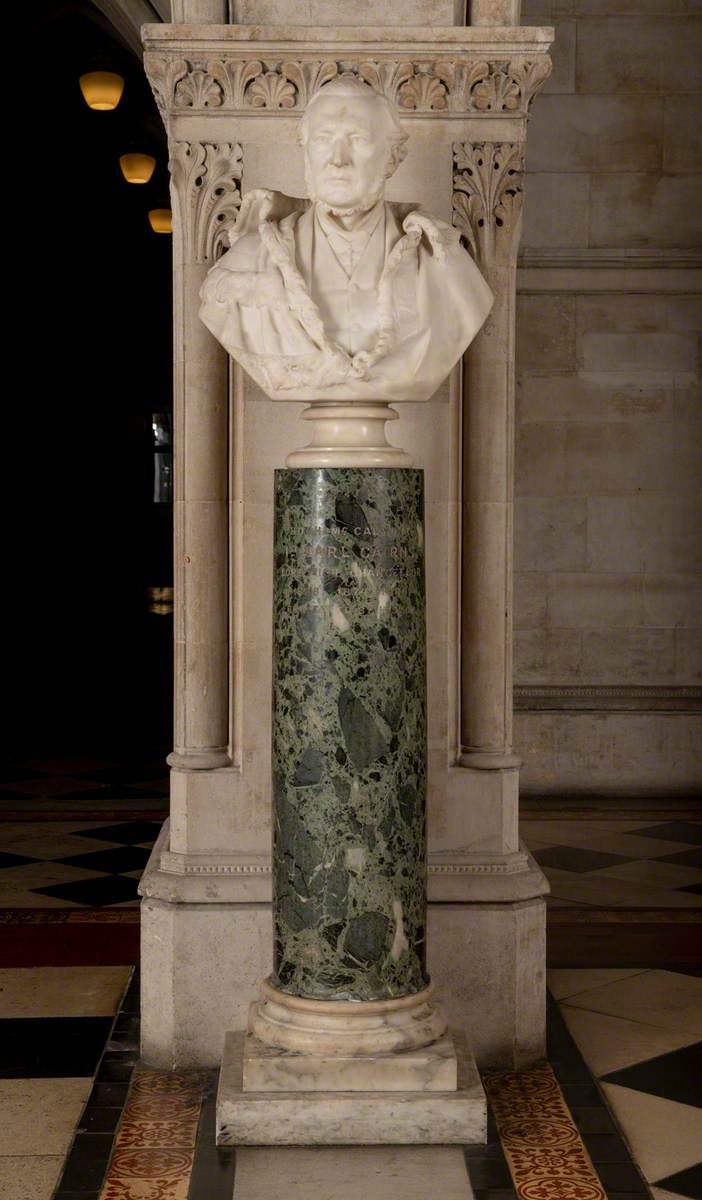 Hugh McCalmont Cairns (1819–1885), 1st Earl Cairns, Lord Chancellor