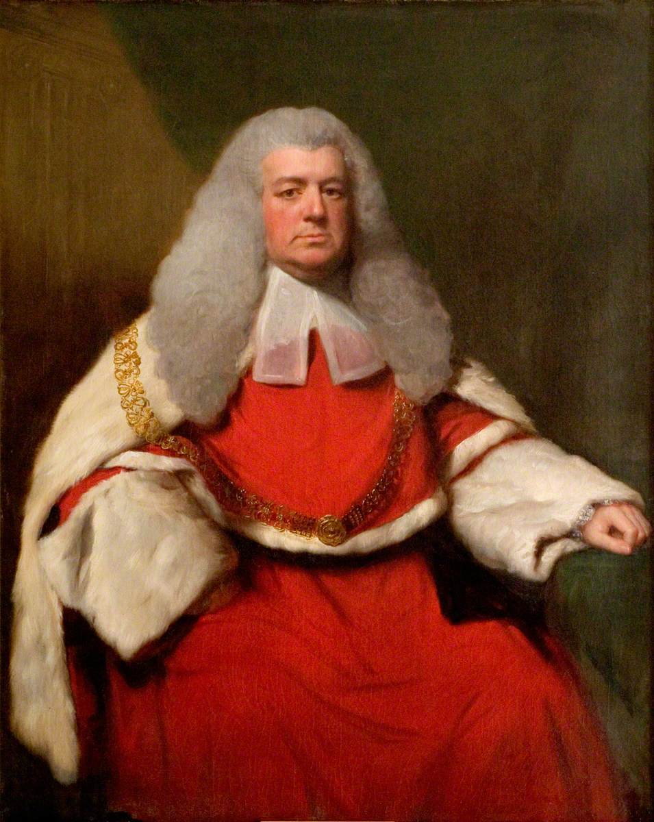 Sir James Eyre (1734–1799), Chief Justice of the Common Pleas