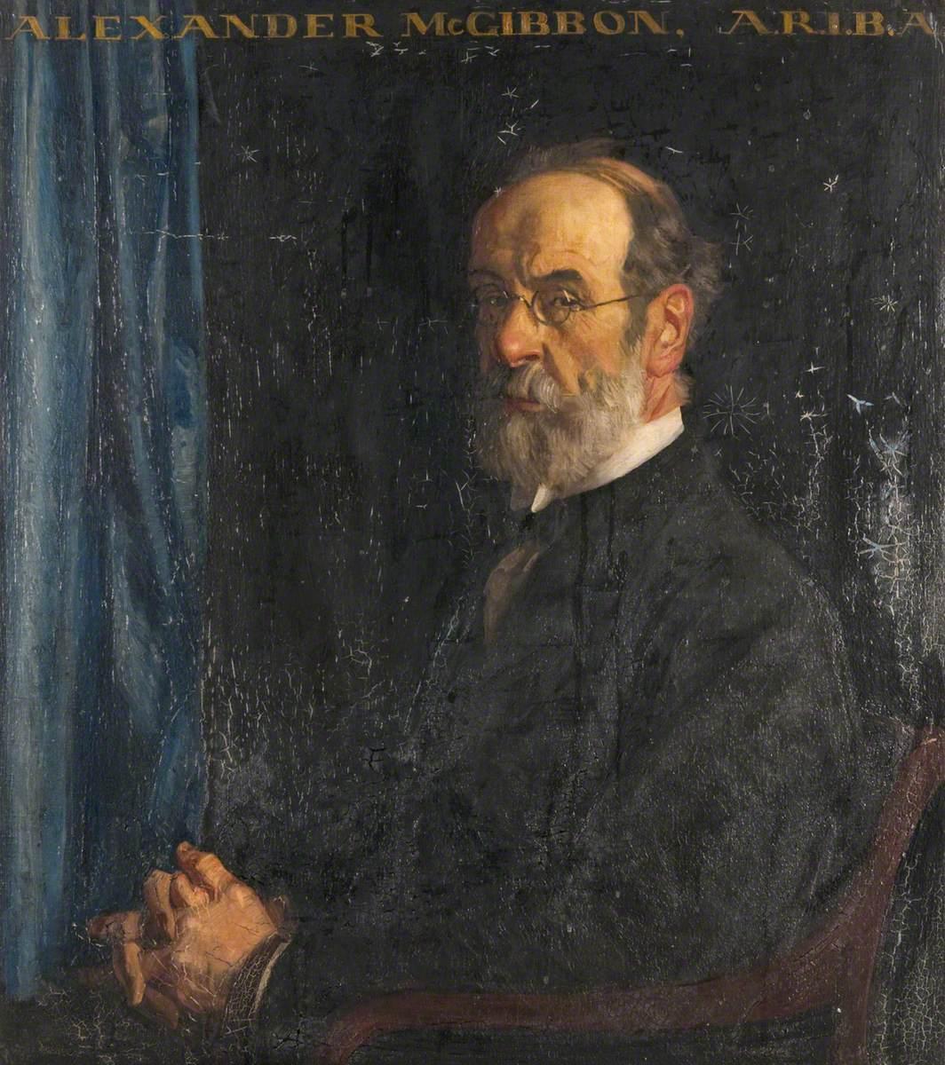 Alexander McGibbon, ARIBA
