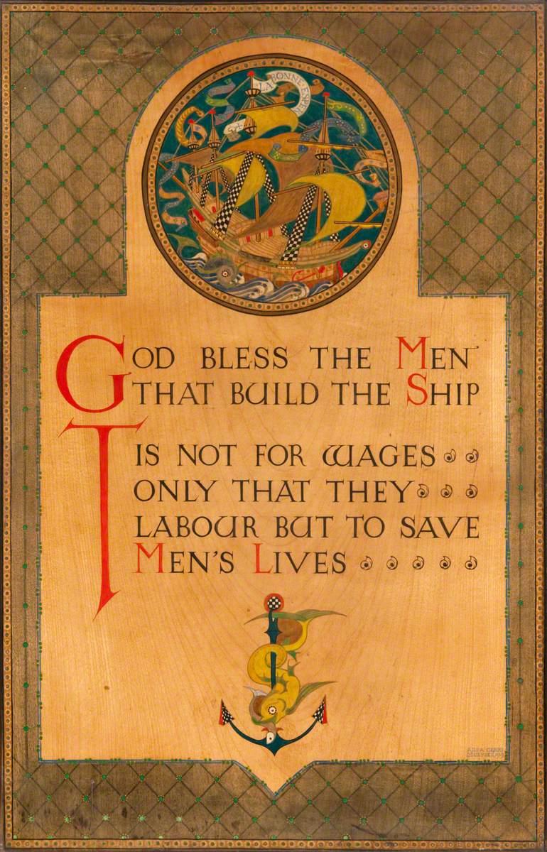 God Bless the Men