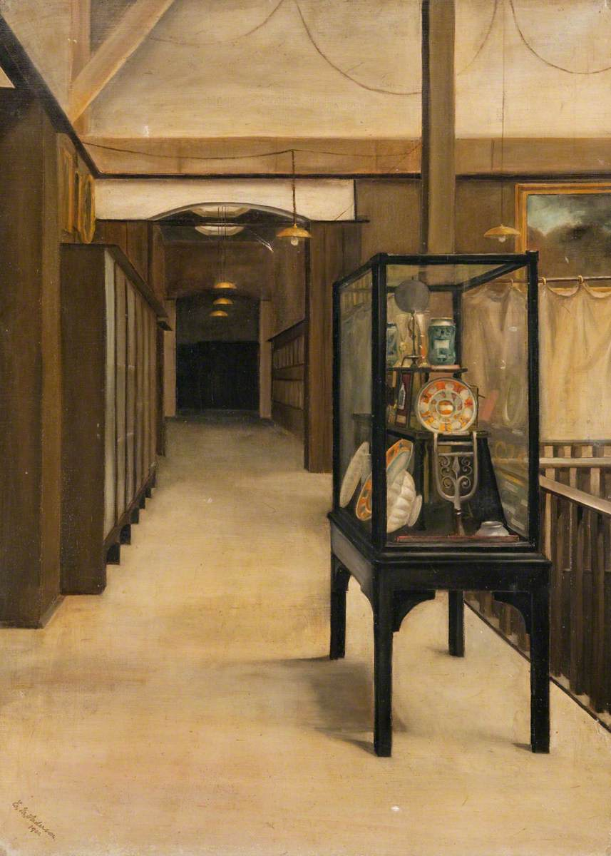 Museum, Glasgow School of Art