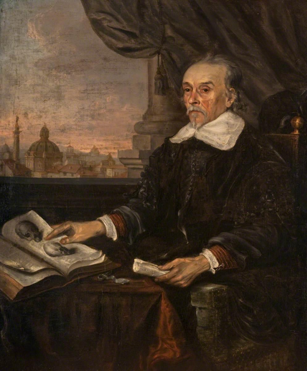 Dr William Harvey (1578–1657)   Art UK