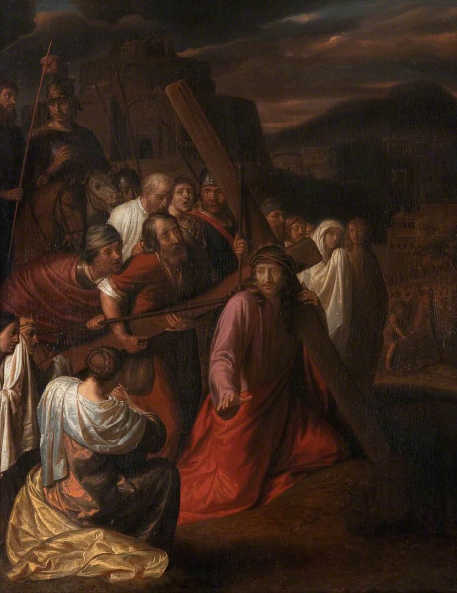 Christ and the Women of Jerusalem