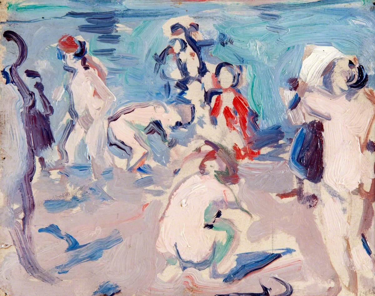 Bathers (Étaples)