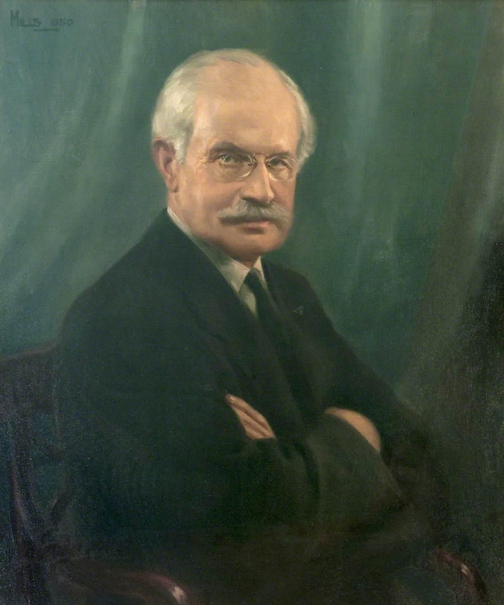 Sir John Graham Kerr (1869–1957), Regius Professor of Zoology at the University of Glasgow