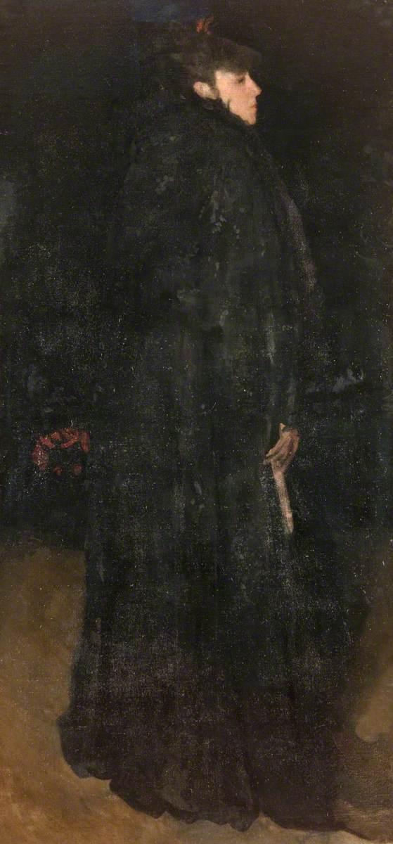 Harmony in Black: Miss Ethel Philip