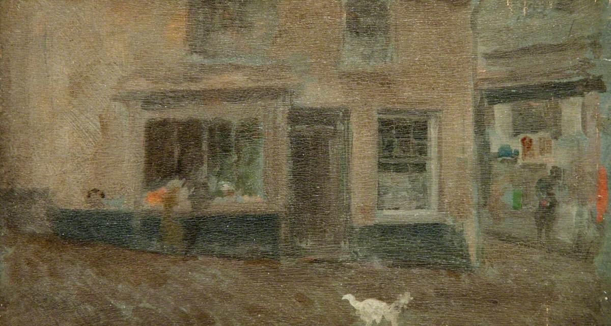 A Grey Note: Village Street
