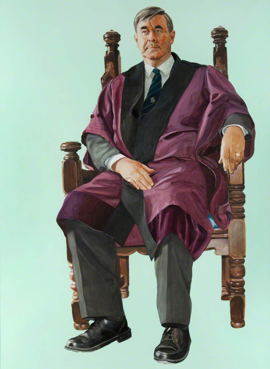 Sir Graeme Davies (b.1937)