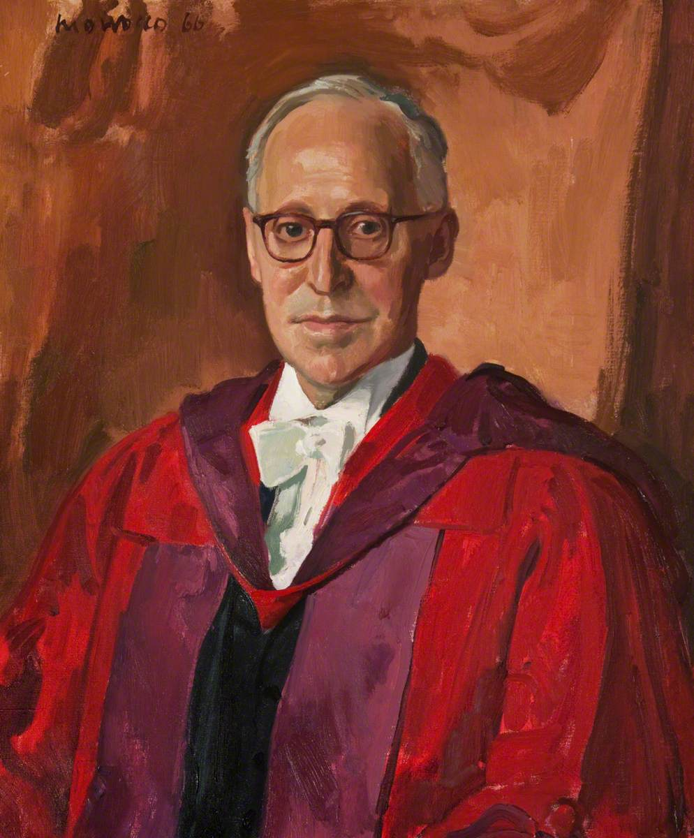 Sir Charles F. W. Illingworth, President of the Royal College of Physicians and Surgeons of Glasgow (1962–1964)