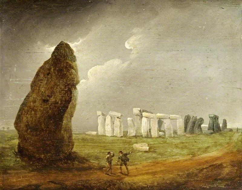 Stonehenge, 2 May 1816