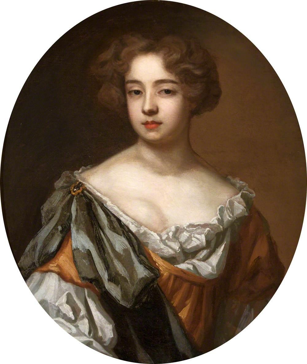Johanna St John (1631–1705), Wife of Sir Walter St John, 3rd Bt