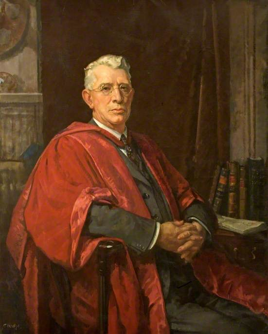 Dr John George Taylor (1871–1942), Headmaster of Sir Walter St John's School