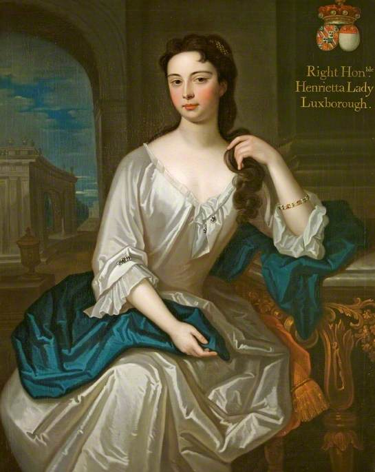 Henrietta St John (1699–1756), Lady Luxborough, Sister of John St John, 2nd Viscount St John