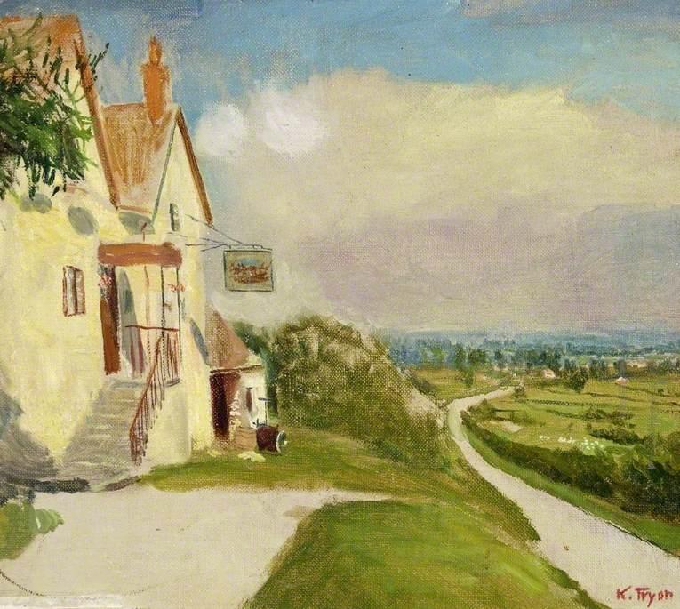 The 'Plough Inn', Chiseldon, Wiltshire