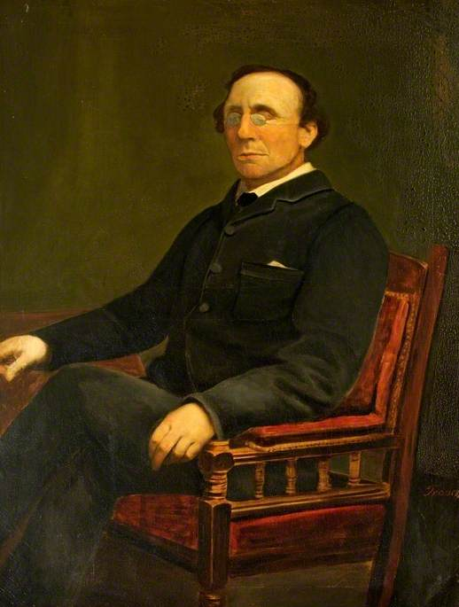 The Right Honourable Henry Fawcett (1833–1882), MP