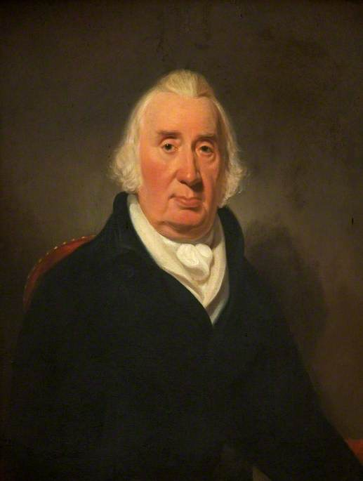 Captain John Wyche, Mayor of Salisbury (1783–1784)