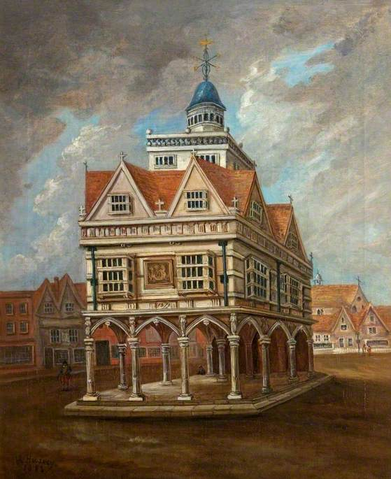The Council House, Salisbury, Wiltshire
