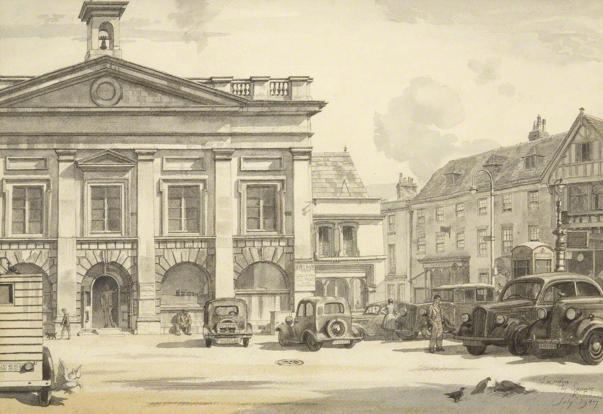 The Square, Swindon
