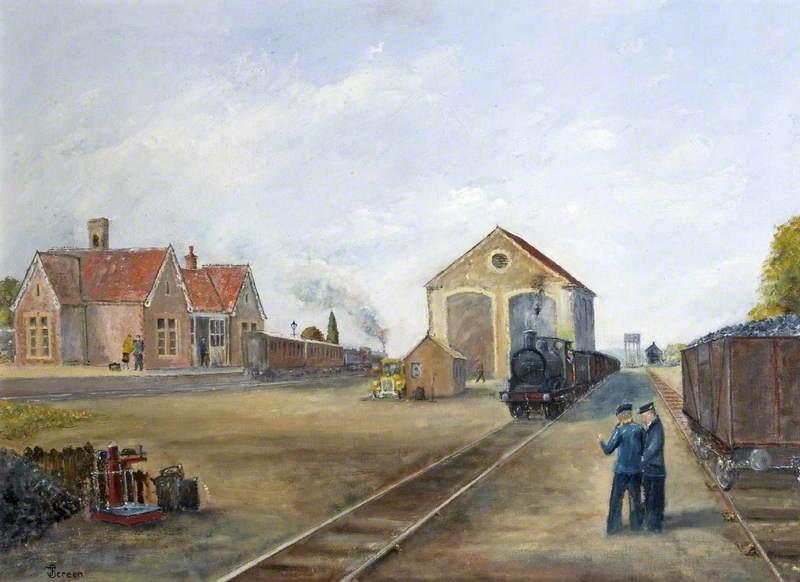 Thornbury Railway Station, Gloucestershire