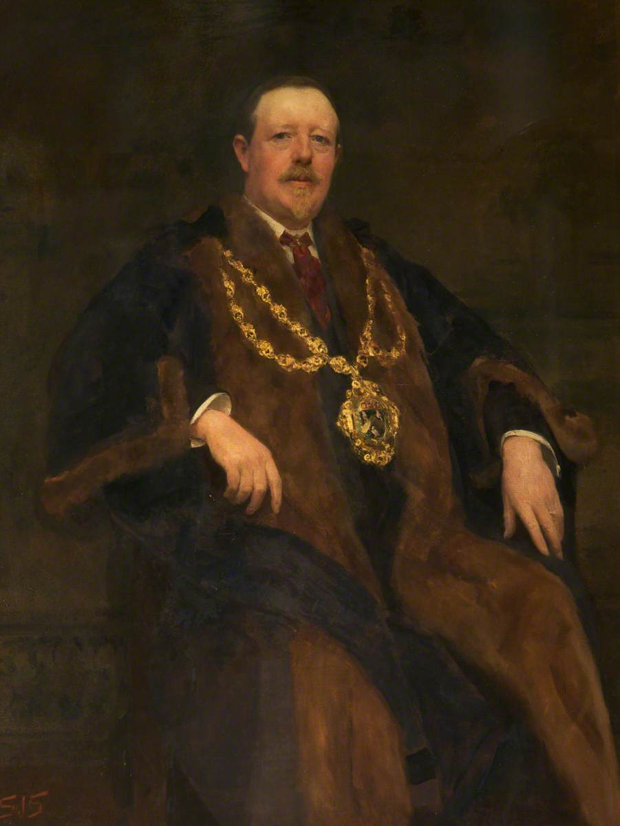 Joseph Smith, Mayor of Oldham (1893–1894)
