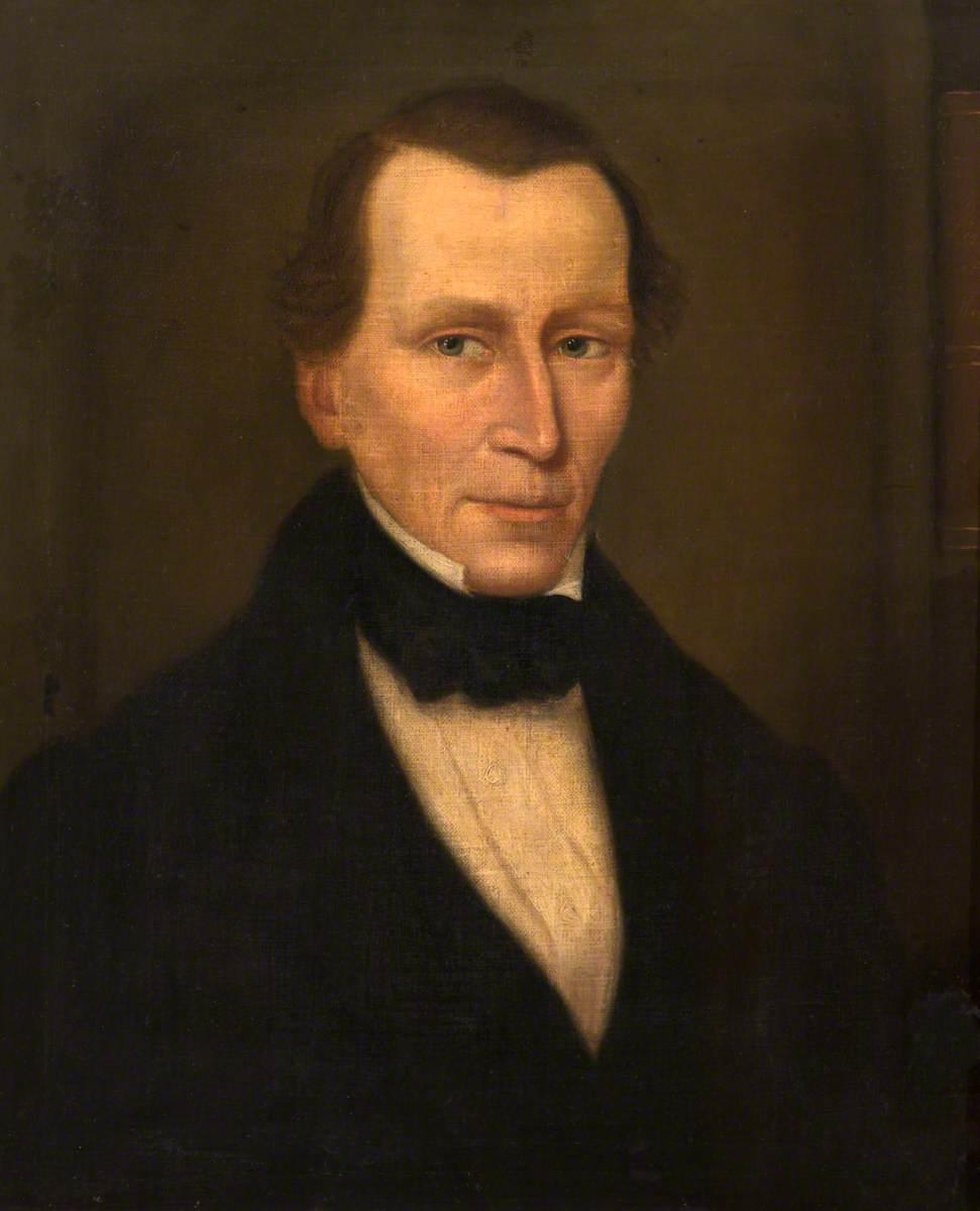 Edwin Butterworth (1812–1848), Historian of Oldham