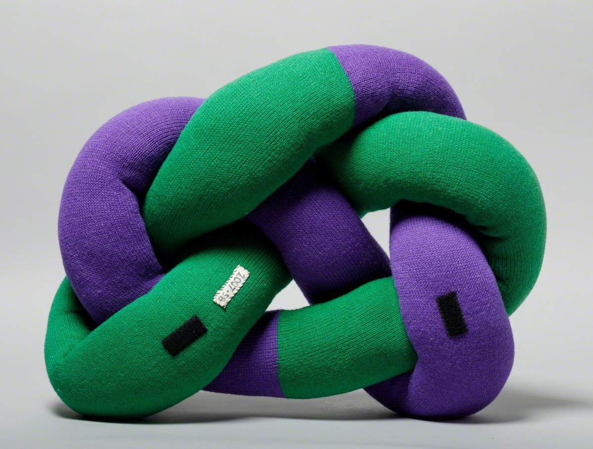 Small Mollington Knot Cushion