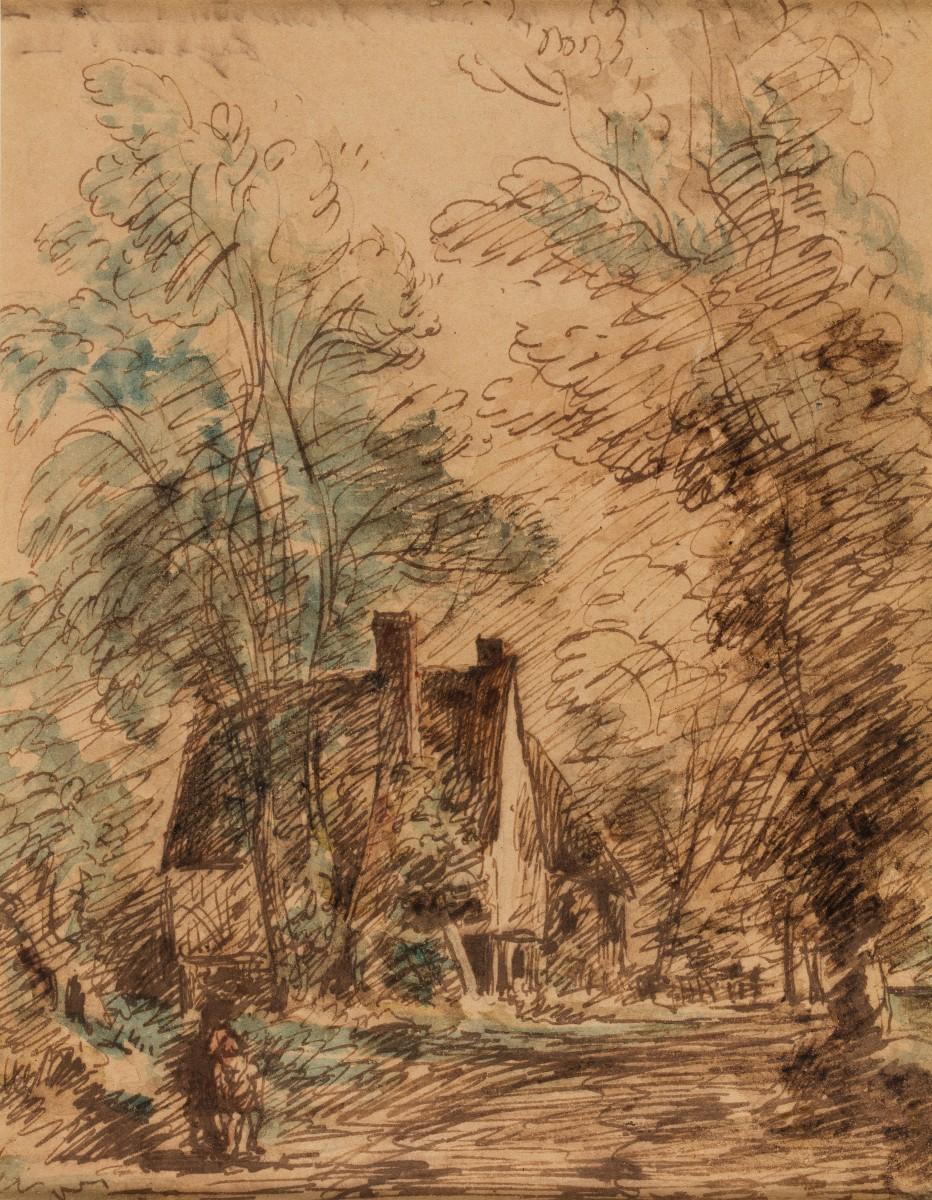Water Lane, Stratford St Mary