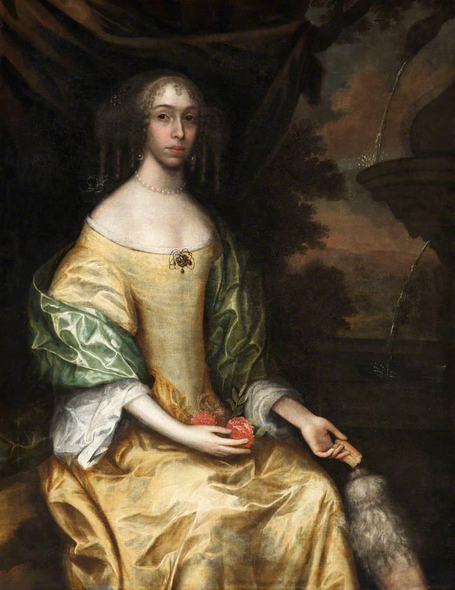 Miss Butterworth of Belfield Hall