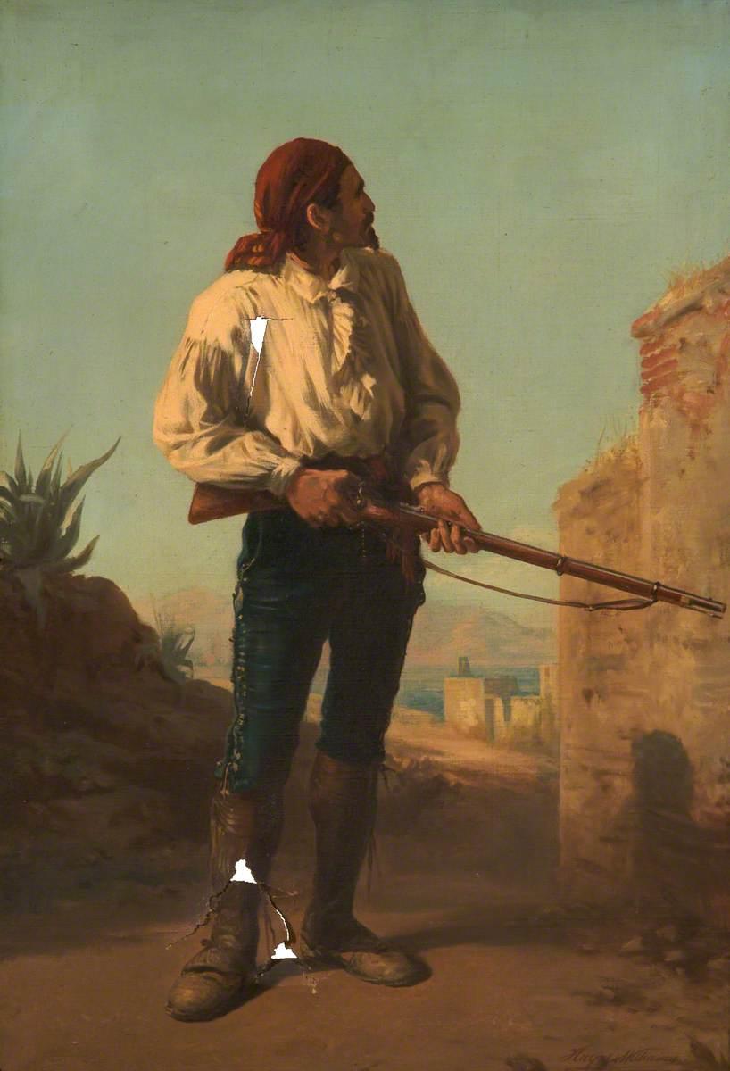 A Spanish Warrior