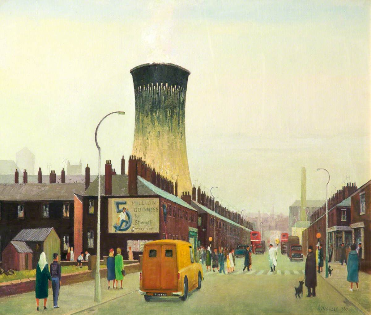 The Cooling Tower, Stockport, Cheshire