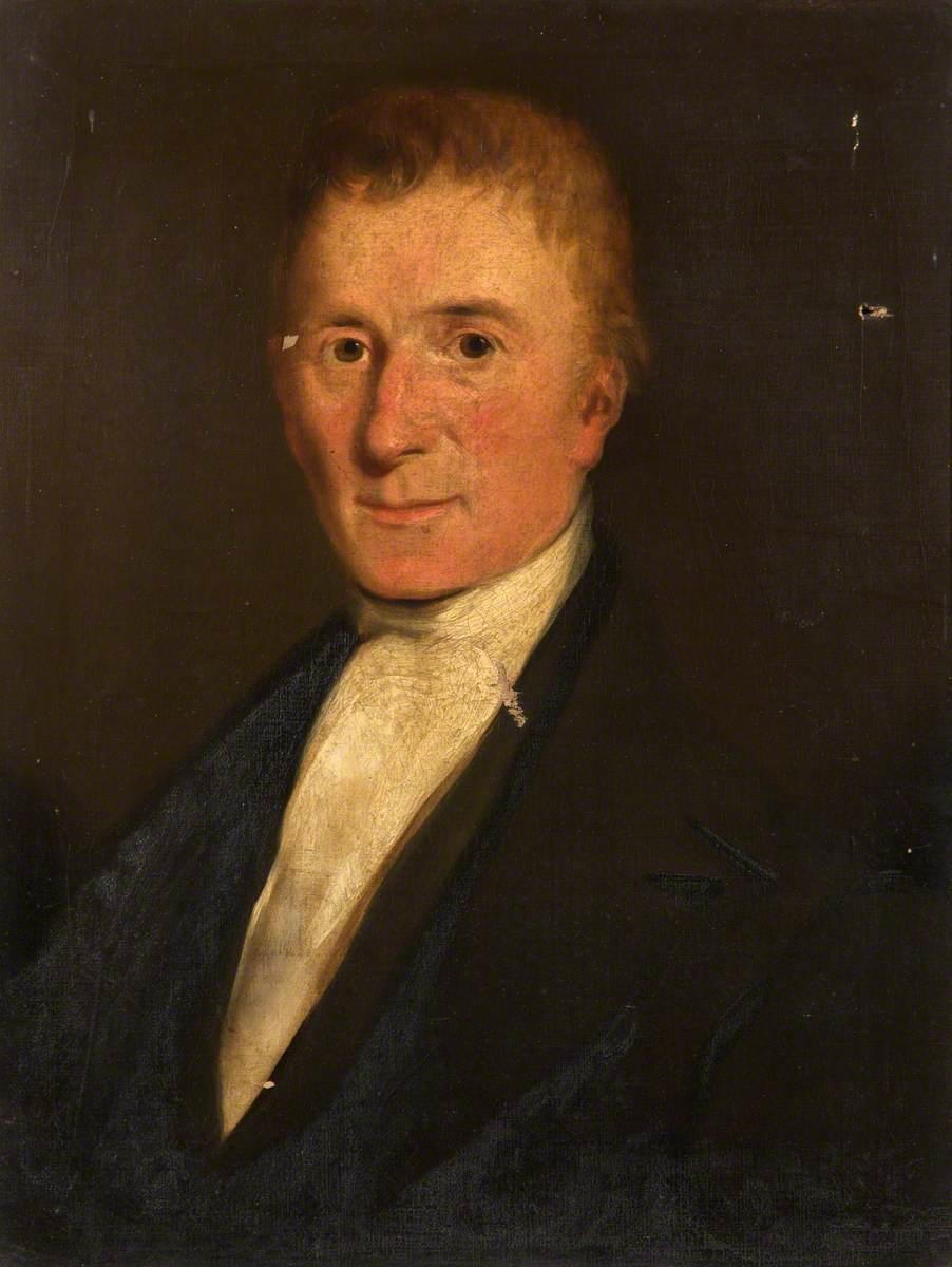 The Reverend William Seaton