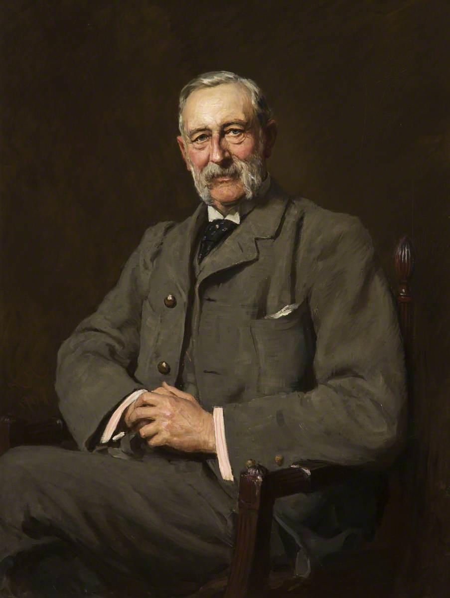 Colonel Oliver Ormerod Walker (1833–1914)