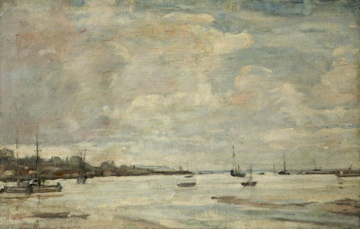 Estuary of the Thames