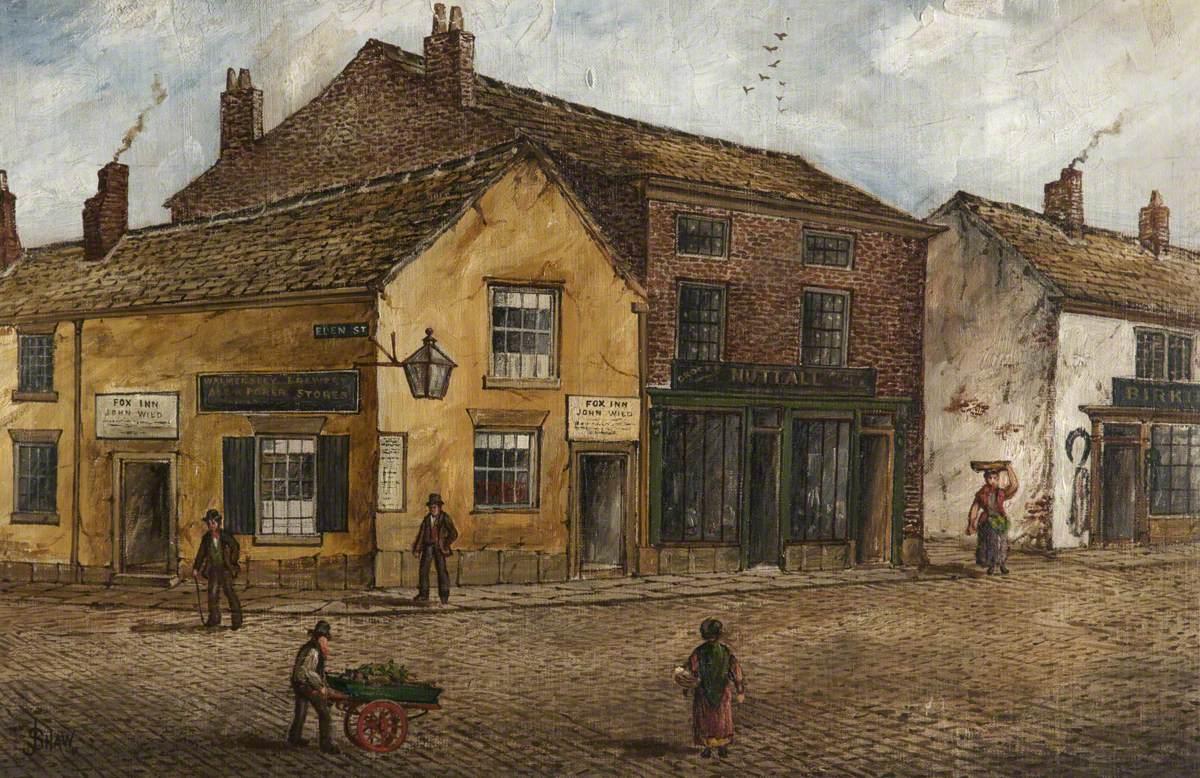 'Fox Inn', Eden Street, Bury