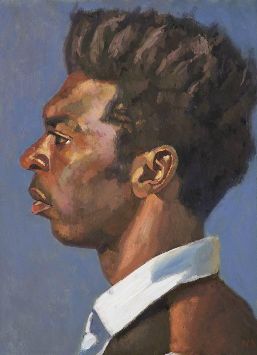 Study of the Artist