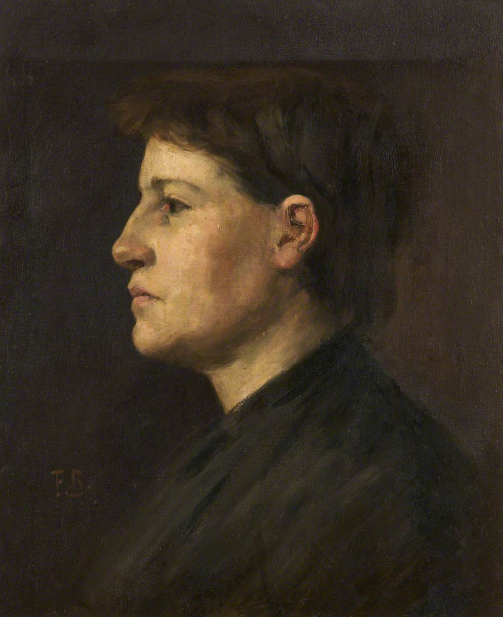 Life Study of a Woman