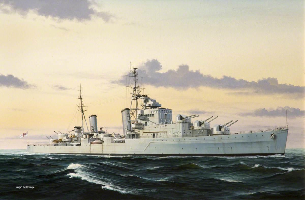 HMS 'Dido'