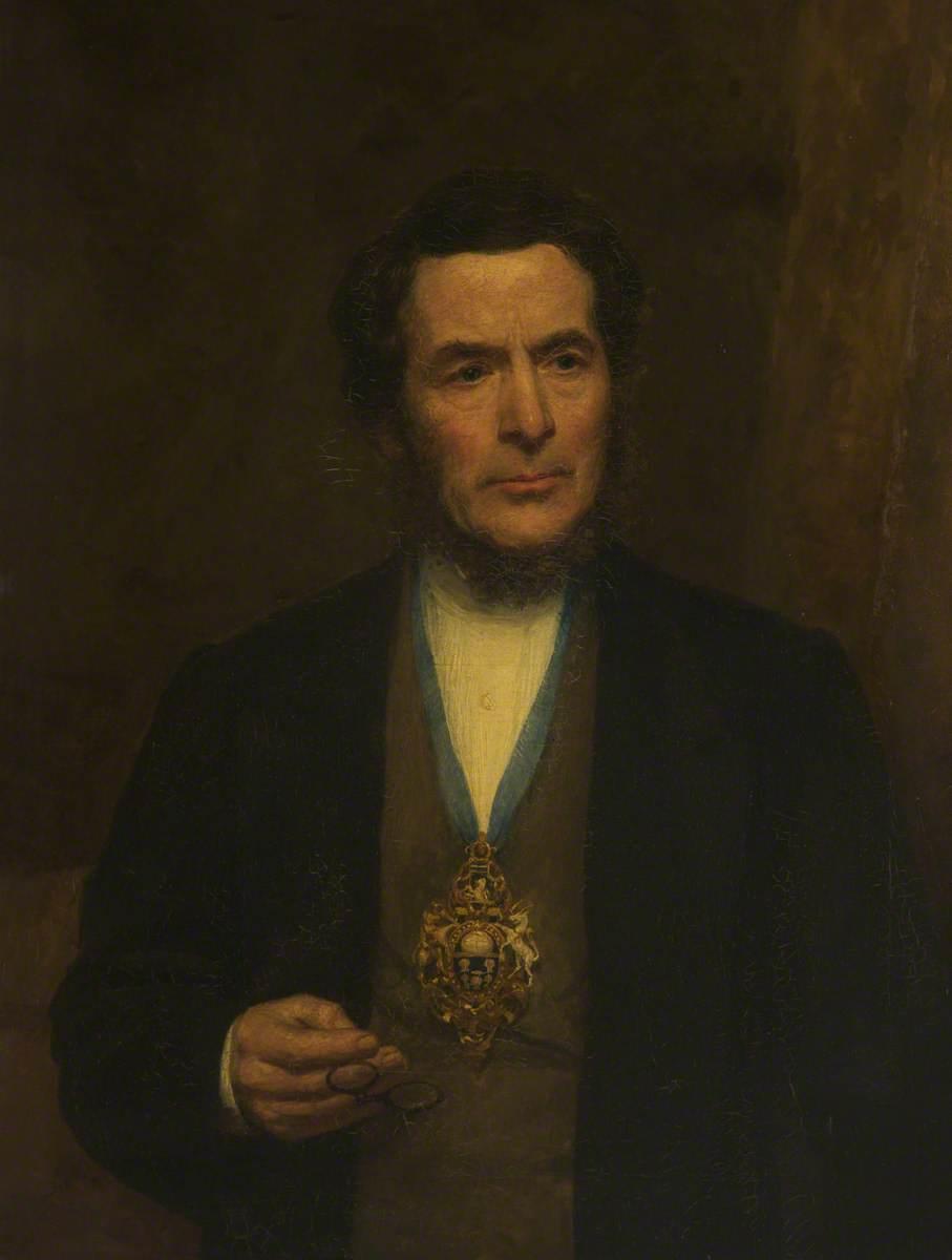Alderman Thomas Davies, JP