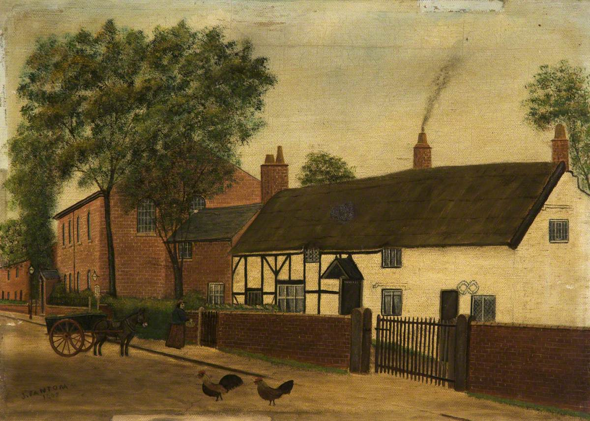 Wood Farm, Davyhulme