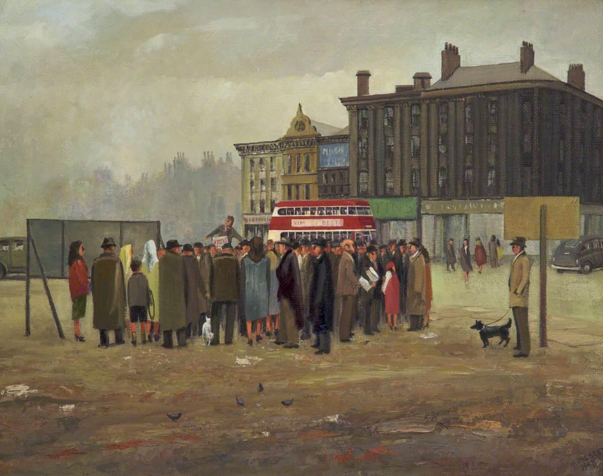 Speaker's Corner, Manchester