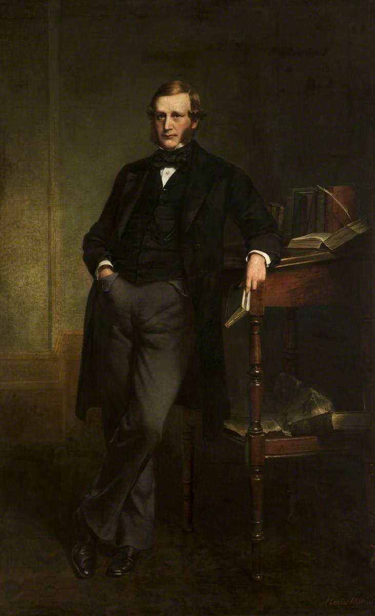 Joseph Taylor Winnard (c.1820–1873), MRCS