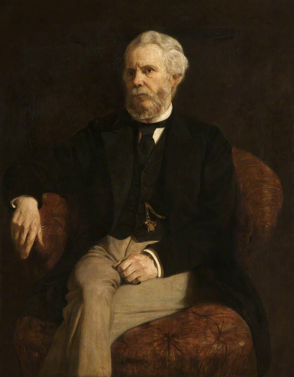 Thomas Taylor (1808–1892), JP, of Wigan