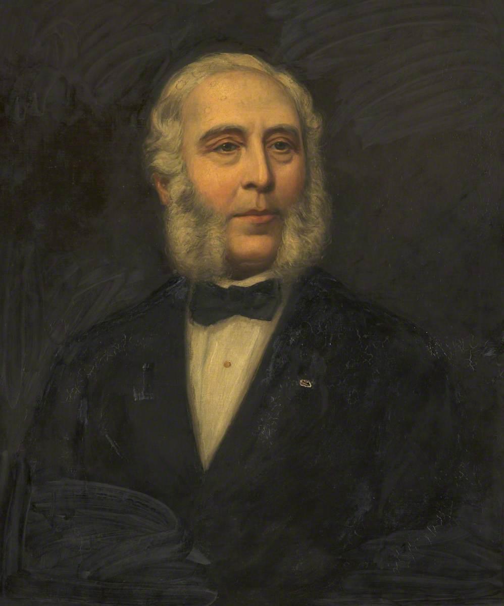 Jonathan Lamb (1810–1871), Son of William Lamb, Mayor of Wigan (1857)