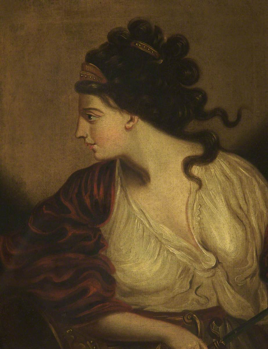A Lady with a Dagger