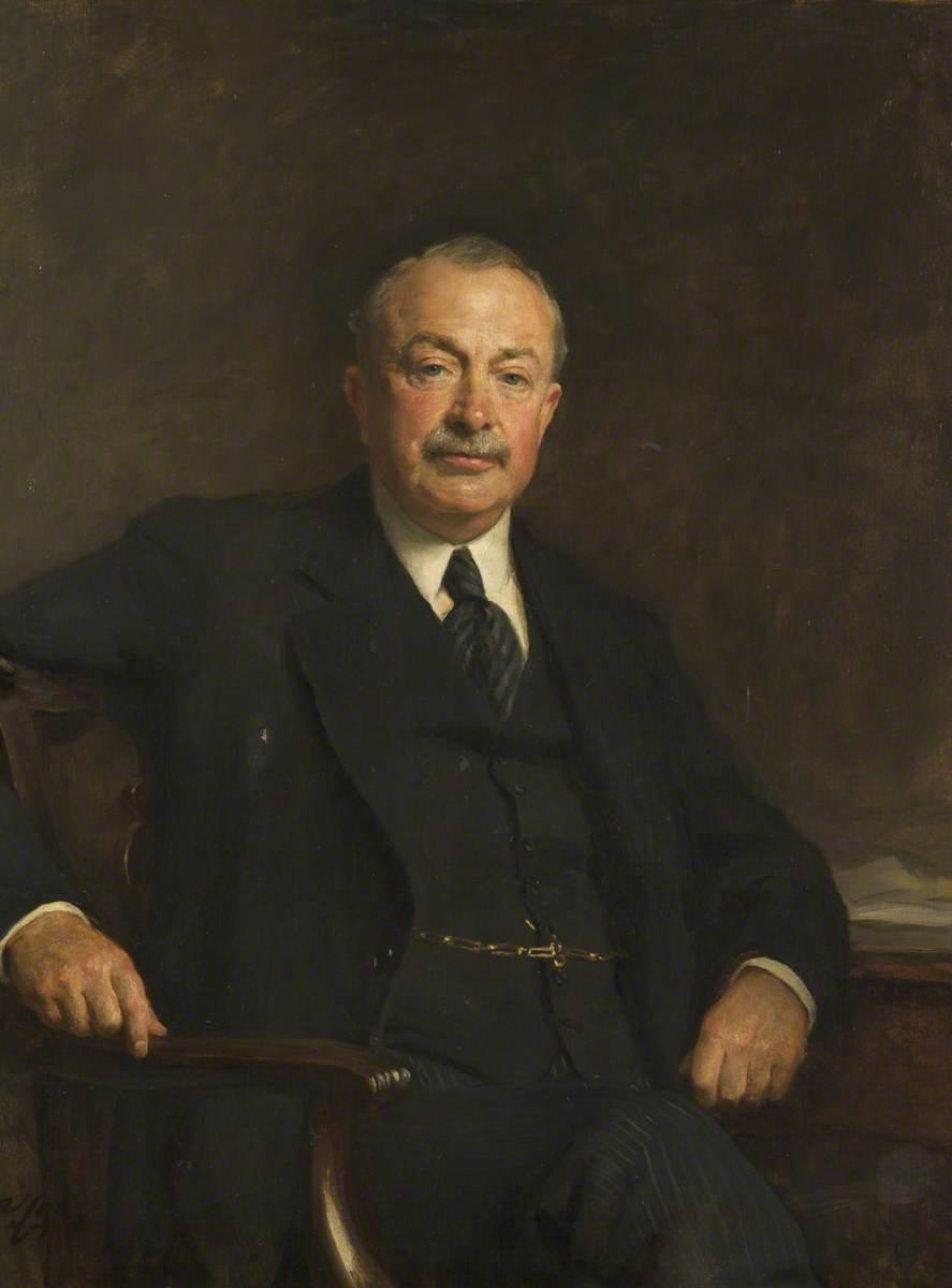 Sir Harry Speakman