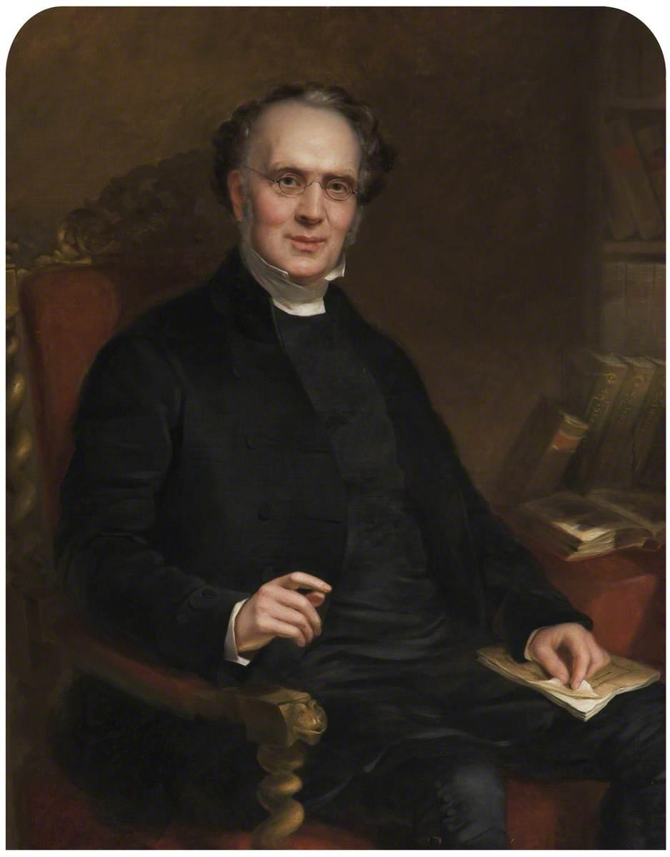 Reverend Francis Robert Raines